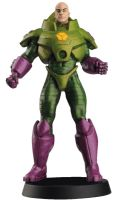DC Super Hero Collection: Lex Luthor Figurine with Character Booklet
